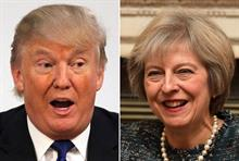 Theresa May could be Trump's best asset
