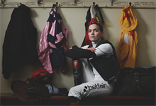 Showcase: Pitch PR and Betfair help Victoria Pendleton switch saddles