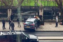 Met Police and other bodies lead comms operation after Westminster 'terror' attack in London