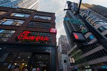 How Chick-fil-A is getting ready to make a splash in New York City