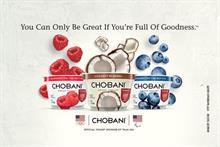 CMO Q&A: Inside Chobani's plan to get Americans to eat as much yogurt as Europeans