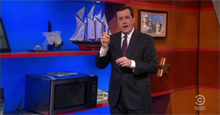 Pitching The Colbert Report: A retrospective