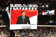 From Cleveland: Cruz steals Pence's spotlight with non-endorsement of Trump