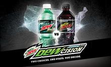 Mountain Dew's flavor election goes down to the wire