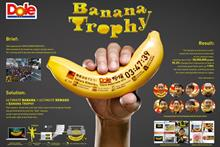 How Dole turned a banana into a trophy