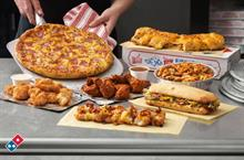 On a winning streak, Domino's Pizza is ready to tout its next big idea