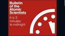Pitching the end of the world: The comms challenges behind promoting the Doomsday Clock