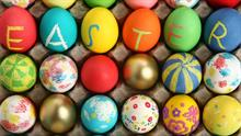 Just how Christian is an Easter egg hunt?