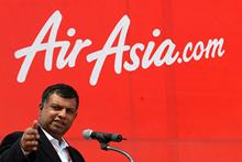 AirAsia CEO Tony Fernandes has given a lesson in crisis management