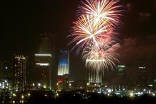 Brands set off social media fireworks for Fourth of July