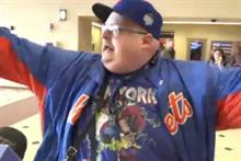 Excedrin acts fast to ease angry Mets fan's headache