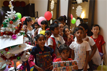 Go Comms Malaysia gives underprivileged kids a Christmas treat