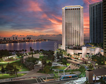 InterContinental Miami drives local buzz with image refresh