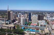 Spotlight: Nairobi