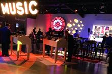 Why Mastercard set up a pop-up record store during the Grammys