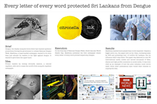 How a Sri Lanka newspaper used its ink to fight disease