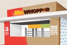 Survey: who comes out of the McWhopper PR stunt best - McDonald's, Burger King, or neither?