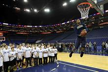 UK agency Pitch dunks competition to retain NBA international account