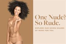 How Naja's #NudeForAll lingerie campaign got big results on a tiny budget