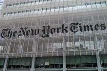 The New York Times tackles fake news with hard truth campaign