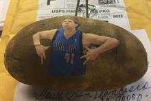 Why Potato Parcel's cofounder sent 150 NBA players personalized spuds