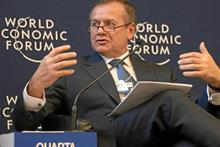WPP lines up Roberto Quarta as next chairman