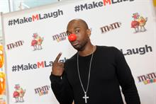 How Walgreens and M&M's are pitching in to bring Red Nose Day stateside