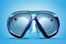 Royal Caribbean seeks to patent its Snapchat Spectacles dive mask