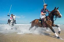 Showcase: Polo on the Beach