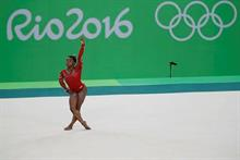 Belize Tourism Board strikes gold with Simone Biles tweet