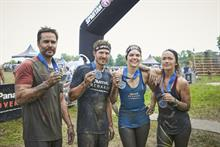 Why thousands joined Marriott Rewards when Friday Night Lights stars tackled a Spartan Race