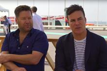 Watch: The World's Biggest Asshole filmmakers at Cannes Lions