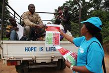 Back from West Africa, UNICEF's crisis comms chief explains fighting Ebola with information