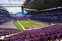 How the Minnesota Vikings' comms team created a winning opening for their new stadium