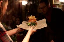 In pictures: Inside Burger & Lobster's immersive dining event series
