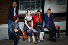 In pictures: CB12 takes over London with 'Bubbleheads'