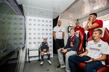 In pictures: EA Sports enlists Circle for football experience