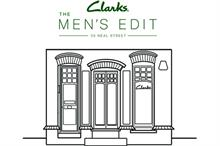 Clarks to open The Men's Edit pop-up