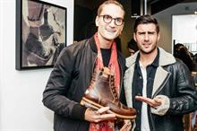 In pictures: Clarks hosts pop-up launch party