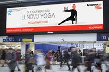 Event TV: Lenovo launches interactive takeover at Waterloo
