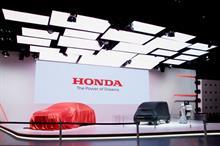 Behind the scenes: Honda at Geneva Motor Show