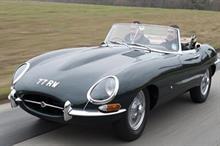 Jaguar launches heritage driving experiences