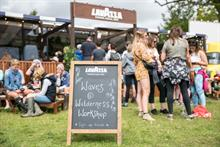 In pictures: Lavazza at Wilderness Festival