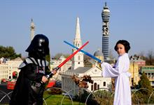 Legoland celebrates Star Wars Day with range of visitor activities