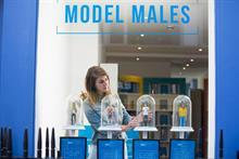 Event TV: Match's Model Male pop-up