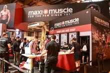 Behind the scenes: Maximuscle at BodyPower Expo