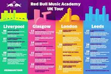 Red Bull Music Academy to stage UK tour