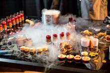 Four caterers serving up interactive food experiences