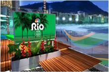 NBC Universal teams up with Ruby J Events to create VIP lounges at Rio 2016 Olympics