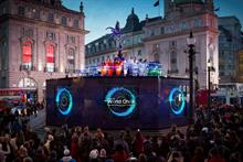 Samsung creates festive cheer with global choir